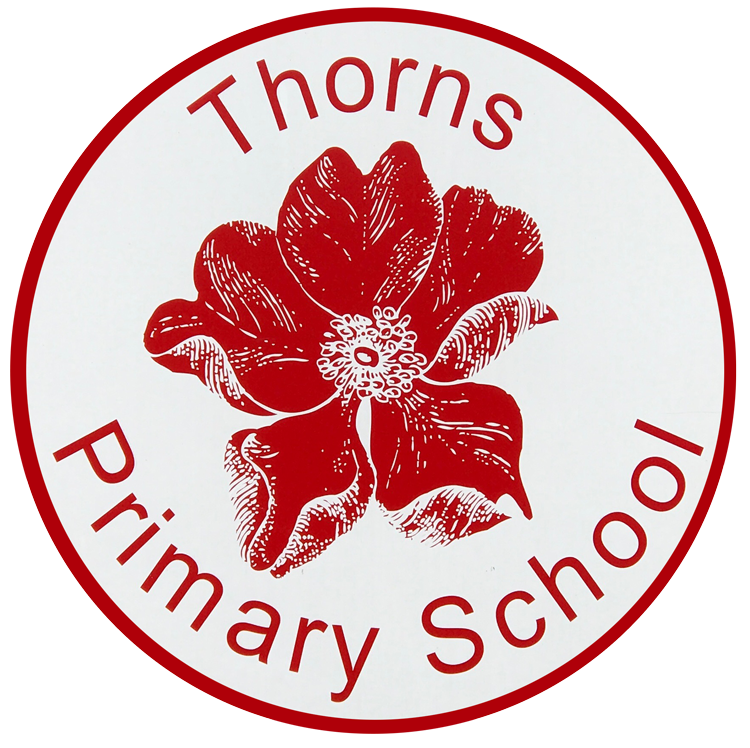 Thorns Primary School Logo